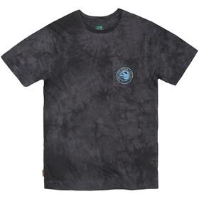 Hippy Tree Tacoma Cloud Wash Koszulka Mężczyźni, asphalt